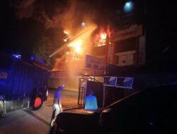 Kebakaran Ruko di Abepura Tiga Orang Meninggal Dunia