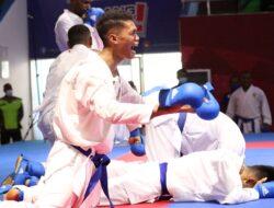 Tim Karate Kumite Beregu Putera Sumbang Perunggu Untuk Papua